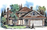Plan Number 58605 - 2102 Square Feet