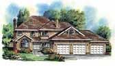 Plan Number 58606 - 2942 Square Feet