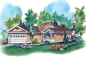 House Plan 58610