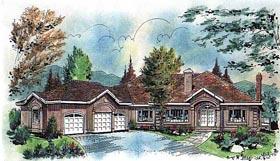 House Plan 58620