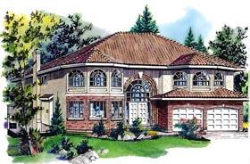 House Plan 58622