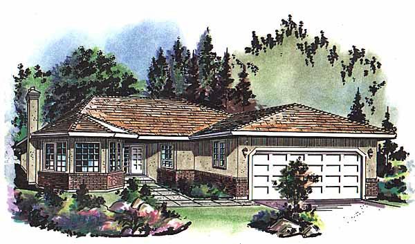 House Plan 58633