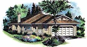 House Plan 58653