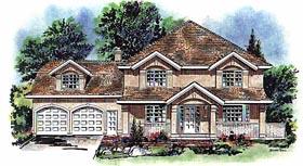 House Plan 58657