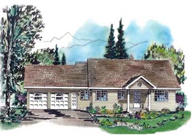House Plan 58659
