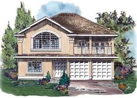 House Plan 58660