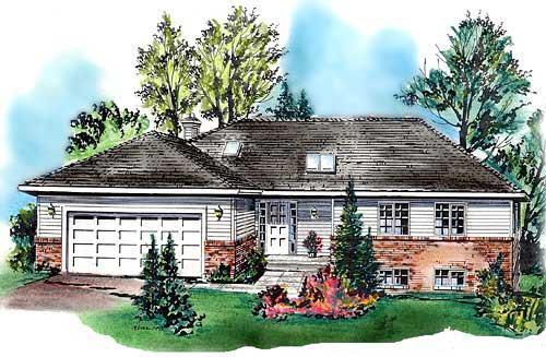 House Plan 58665