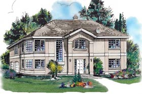 House Plan 58672