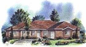 House Plan 58681