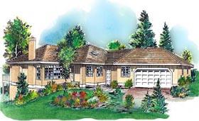 House Plan 58699