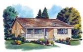 House Plan 58705