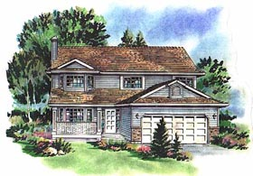 House Plan 58711
