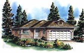 House Plan 58712