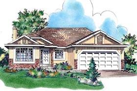 Florida House Plan 58719 Elevation