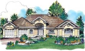House Plan 58722