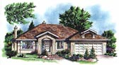 Plan Number 58731 - 1797 Square Feet