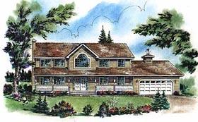 House Plan 58732