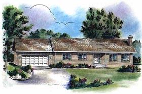 House Plan 58739