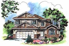 House Plan 58741