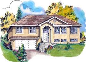 House Plan 58744