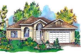 House Plan 58749