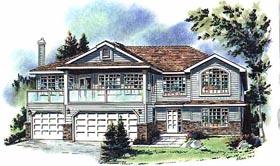 House Plan 58750