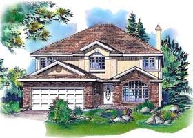 House Plan 58751