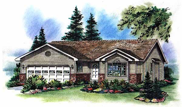 House Plan 58784