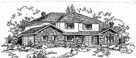 House Plan 58802
