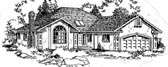 Plan Number 58806 - 1884 Square Feet