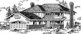 House Plan 58808