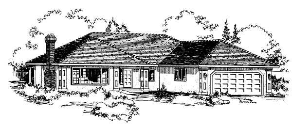 Florida House Plan 58809 Elevation