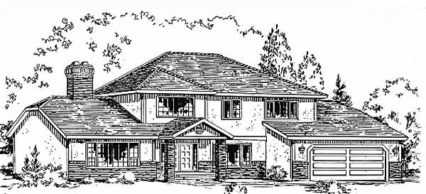 House Plan 58816