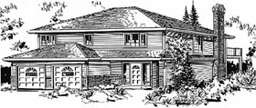 House Plan 58836