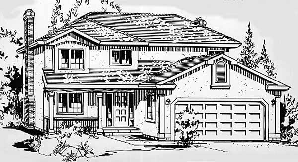 House Plan 58839
