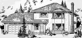 House Plan 58844