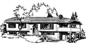 House Plan 58847