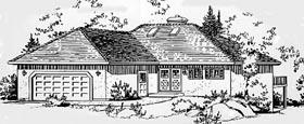 House Plan 58848
