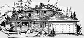 House Plan 58868