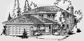 House Plan 58870