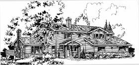 House Plan 58872