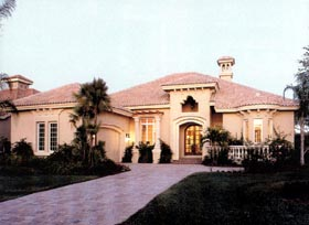 House Plan 58910