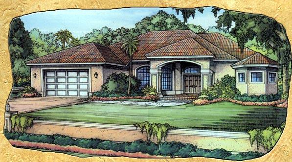 House Plan 58915