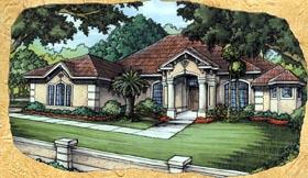 House Plan 58920