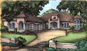 House Plan 58922