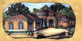 House Plan 58924