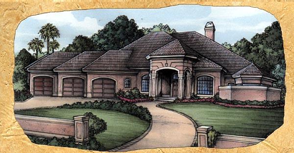 House Plan 58926