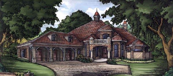 House Plan 58935