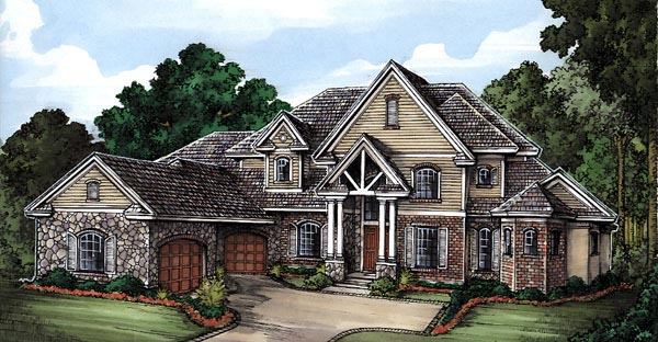 House Plan 58936