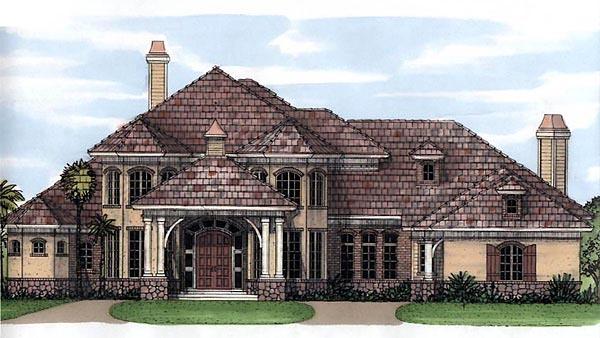 House Plan 58937